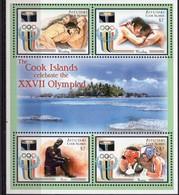 AITUTAKI -  SYDNEY 2000 OLYMPIC GAMES  O478 - Aitutaki