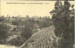10584620 Quincy-Basse Quincy-Basse Aisne Vieille Montagne Ungelaufen Ca. 1910 Qu - France