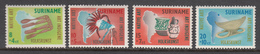 Suriname MNH NVPH Nr 336/39 From 1960 / Catw 5.20 EUR - Suriname