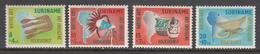Suriname MNH NVPH Nr 336/39 From 1960 / Catw 5.20 EUR - Surinam