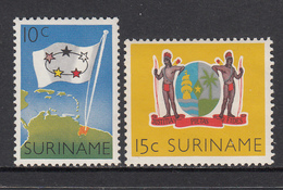 Suriname MNH NVPH Nr 347/48 From 1960 / Catw 1.60 EUR - Suriname