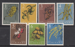 Suriname MNH NVPH Nr 354/60 From 1961 / Catw 2.10 EUR - Suriname