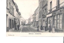 D 95   SAINT LEU   Grande Rue - Saint Leu La Foret