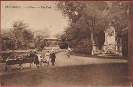 Peruwelz Le Parc The Park Animee ZELZAAM RARE (En Très Bon Etat) Kiosk - Péruwelz