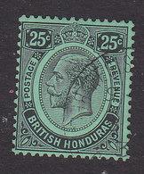 British Honduras, Scott #103, Used, King George V, Issued 1922 - Honduras Britannique (...-1970)