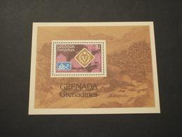 GRENADA GRENADINES - BF 1975 BOY SCOUT - NUOVI(++) - Grenada (1974-...)