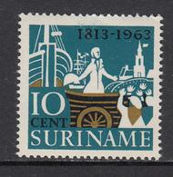 Suriname MNH NVPH Nr 404 From 1963 / Catw 0.30 EUR - Surinam