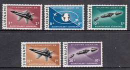 Suriname MNH NVPH Nr 405/09 From 1964 / Catw 2.50 EUR - Suriname