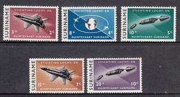 Suriname MNH NVPH Nr 405/09 From 1964 / Catw 2.50 EUR - Surinam