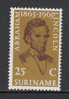 Suriname MNH NVPH Nr 424 From 1965 / Catw 0.30 EUR - Surinam