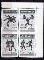 AZERBAIJAN -  SYDNEY 2000 OLYMPIC GAMES  O496 - Azerbaïjan