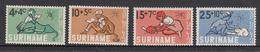 Suriname MNH NVPH Nr 431/34 From 1965 / Catw 1.20 EUR - Surinam