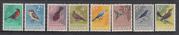 Suriname MNH NVPH Nr 439/46 From 1966 / Catw 4.00 EUR - Suriname