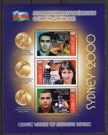 AZERBAIJAN -  SYDNEY 2000 OLYMPIC GAMES  O498 - Azerbaïjan