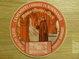 Camembert Abbaye D'Aunay Sur Odon - Cheese