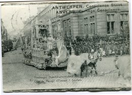 CPA - Carte Postale - Belgique - Anvers -  Cortège Conscience - Char Du Mariage D'Everard T Serclaes - 1912 (CP2117) - Antwerpen