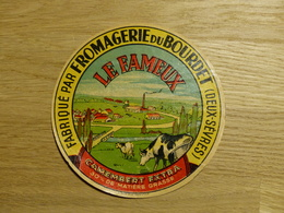 Camembert Le Fameur Bourdet - Cheese