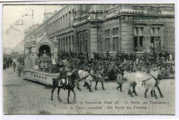 CPA - Carte Postale - Belgique - Anvers -  Cortège Conscience - Char Du Comte Assasiné - 1912 (CP2118) - Antwerpen