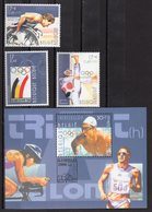 BELGIUM -  SYDNEY 2000 OLYMPIC GAMES  O503 - Sommer 2000: Sydney - Paralympics