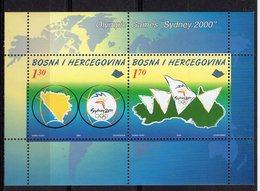 BOSNIA MOSLEM -  SYDNEY 2000 OLYMPIC GAMES  O505 - Estate 2000: Sydney - Paralympic