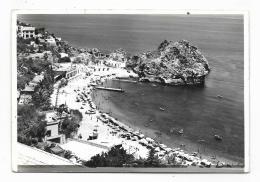 TAORMINA - MARE  VIAGGIATA FG - Messina