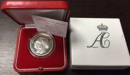 MONACO 10 Euro Silber 2011 Hochzeit In  PP. Proof Im Offiziellen Weißem Umkarton + Zertif. - Monaco