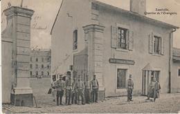 Lunéville- Quartier De L'orangerie (soldats Prenant La Pose) - Luneville