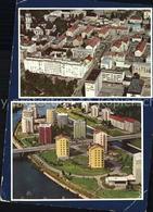72455638 Oulu Luftbildaufnahme Oulu - Finnland