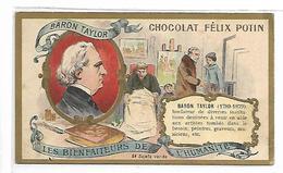 CHROMO - CHOCOLAT FELIX POTIN - Baron Taylor - Chocolat