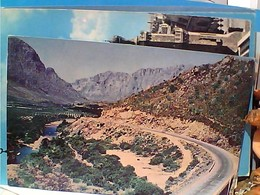 SUID AFRIKA SOUTH AFRICA - DU TOITSKLOOF PASS - CAPE PROVINCE   N1975  GR1042 - Sud Africa