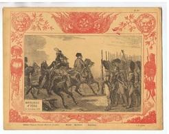 JM19.04 / PROTEGE- CAHIERS - /  NAPOLEON / LA BATAILLE D' IENA EN 1806 - Book Covers