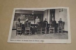 RARE,la Dernière Classe De Chinois à Pékin,Chine,mission De Scheut,ancienne Carte,très Belle - China