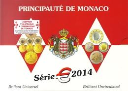 Monaco 2014 KMS 3, 88 Euro, AUFLAGE 8 000. - Monaco
