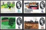 GREAT BRITAIN 1964 International Geographical Congress (phosphor) - 1952-.... (Elizabeth II)