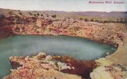 Arizona The Montezuma Well 1924 - Other