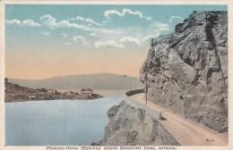 Arizona Phoenix Globe Highway Above Roosevelt Dam - Other