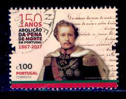 ! ! Portugal - 2016 Death Penalty - Af. ---- - Used - 1910-... Republic