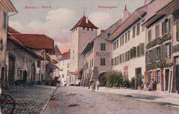 Murten, Rathausgasse (12928) - FR Fribourg