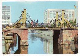 Allemagne--BERLIN--Jungferbruecke  (animée)  --Pont - Allemagne