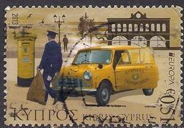 Cyprus 2013 51c Europa C.E.P.T.  Used Stamp ( D1261 ) - Oblitérés