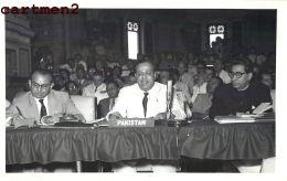 BANGKOK THAILAND AMBASSADE PARLEMENT ASSEMBLY MEETING SEATO CONFERENCE PAKISTAN POLITIQUE - Thailand