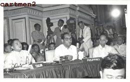 BANGKOK THAILAND AMBASSADE PARLEMENT ASSEMBLY MEETING SEATO CONFERENCE PHILIPPINES PILIPINAS - Philippines