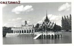 THAILANDE THAILAND BANG PA-IN PALACE AYUDHYA PROVINCE AYUTTHAYA BANGKOK TEMPLE - Thailand