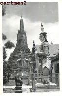 THAILANDE THAILAND BANGKOK DEMONS GUARDING AN ENTRANCE OF WAT AROON TEMPLE OF DAWN - Thailand