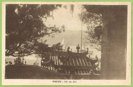 Macau - Pôr Do Sol - Macao - China - China