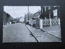 CP BELGIQUE (V1802C) VILLEROUX (2 Vues) Rue Du Village - Chastre