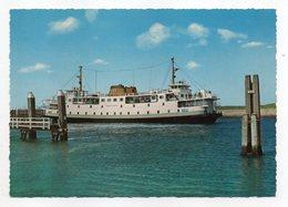 Pays Bas -- TEXEL --Aankomet  Met  M.S  Texestroom  (bateau ) - Ferries