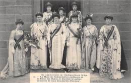 75e Anniversaire De L'Indépendance Belge - 11 - La Muse De L'Alimentation Parisienne Et La Reine Des Halles Et Marchés - Feesten En Evenementen