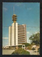 Kuwait Picture Postcard Telecommunication Centre View Card - Kuwait