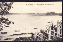 CPA - ROTHENEUF (35 - ILLE ET VILAINE) - VUE GENERALE DE LA GREVE DU HAVRE (N° 187) - Rotheneuf
